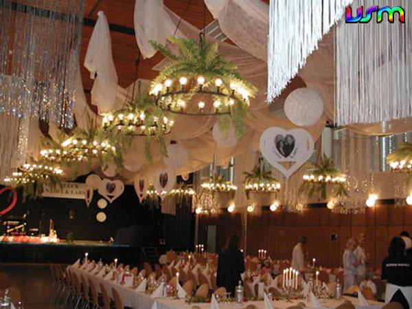Raumdekoration und raumsuche vs marburg for Hochzeit raumdeko
